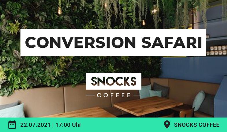 Conversion-Safari-website